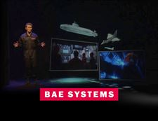 3D content and video production for BAE Systems  Innovation Theatre