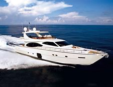 Premium Yacht Charter website for Croatian and Emirates luxury sailing