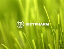 Pharmaceutical  website for Dietpharm Pharmaceuticals