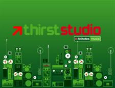Website design and development for Heineken Thirst Studio