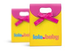 Lola Baby Line -Branding and  product packaging design